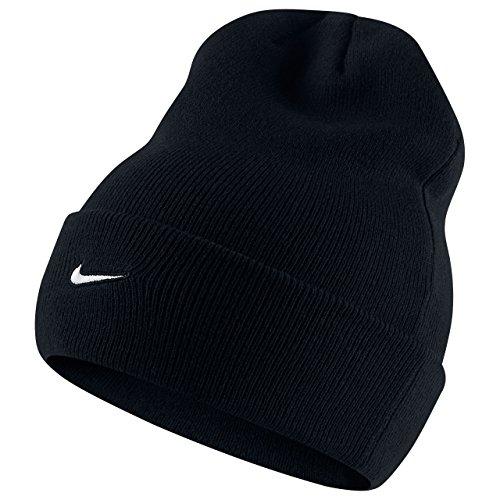 Nike CUFF KNIT - Berretto, Nero, One size, Unisex