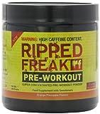Pharma Freak 200g Ripped Freak Pre Workout Orange Pineapple