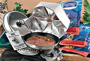 Portable Outback Oven by BRAND NOT SPECIFIED