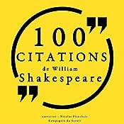 100 citations de William Shakespeare | William Shakespeare
