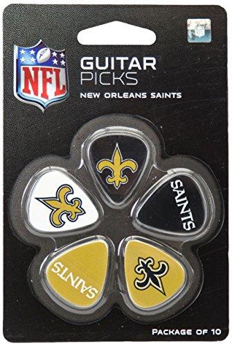 Houston Texans Woodrow Guitar 10-Pack Guitar Picks