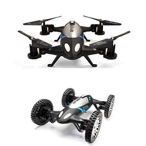 2-in-1-Rc-Quadcopter-Drone-Remote-Control-Car-Free-to-Conver-Rc-Aircraft-or-Car-Toys