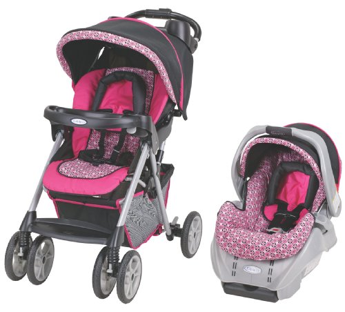 Graco Alano Snugride 22 Travel System