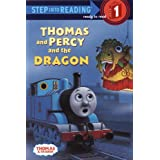 Thomas and Percy and the Dragon (Step Into Reading - Level 1 - Quality)by Richard Courtney