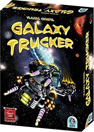 QWG Games - Galaxy Trucker VF