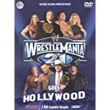 "WWE - Wrestlemania 21 (3 DVDs)von ""Hulk Hogan"""