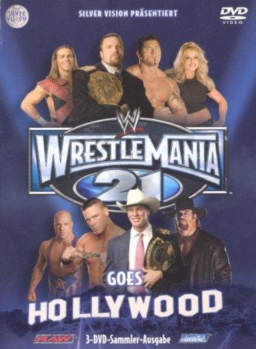 WWE - Wrestlemania 21 (3 DVDs)