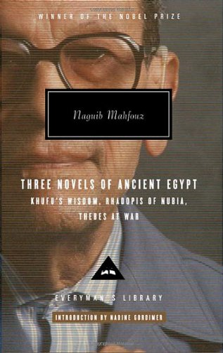 Three Novels of Ancient Egypt: Khufu