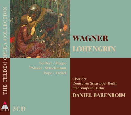 Lohengrin - Wagner - 3 CD