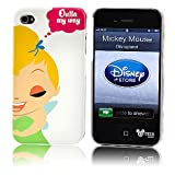 Disney Tink Tinkerbell Outta My Way iPhone 4 4s Hard Case Cover Tinker Bell