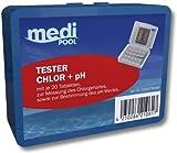 Medipool Schwimmbadpflege Chlor/PH Tester