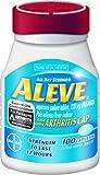 Image of Aleve Arthritis Caplets, 100-Count
