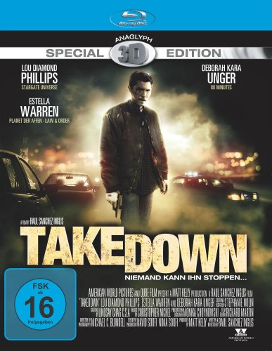 Take Down (3D-Bluray) [Blu-ray]