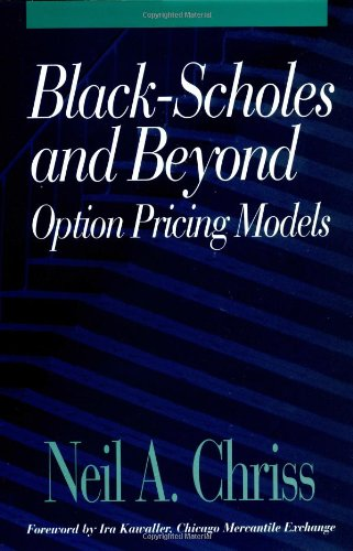 Black-Scholes and beyond: Option pricing models