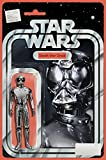 img - for Marvel's Star Wars #16 John Tyler Christopher Death Star Droid Action Figure Variant book / textbook / text book