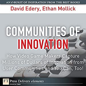 Communities of Innovation Audiobook