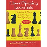 Chess Opening Essentials: The Ideas & Plans Behind ALL Chess Openings, The Complete 1. e4 (Volume 1) ~ Stefan Djuric