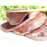 鹿肉 モモステーキ 5枚(総量400g)
