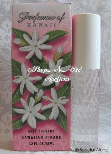 Langer Perfumes of Hawaii - Hawaiian Pikake Mist