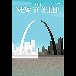 The New Yorker, December 8th 2014 (Robin Wright, Burkhard Bilger, James Wood) Periodical