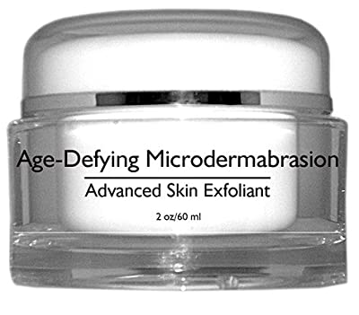 Vernal Age-Defying Microdermabrasion, Advanced Skin Exfoliator Scrub, Evens Out Skin Tone & Improve Skin Texture- Reduce Acne & Prevent Blackheads. Effective Yet Gentle Face Scrub Exfoliator. from Vernal