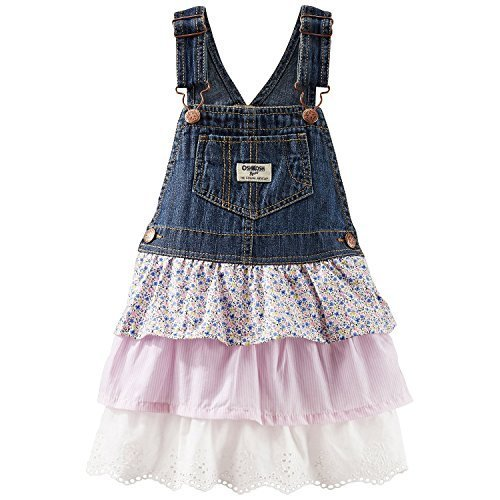 OshKosh B'gosh Toddler Girls Triple-Tier Jumperall (3t) by Carters promo code 2015