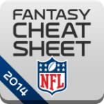 NFL Fantasy Football Cheat Sheet and...