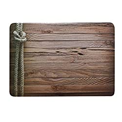 Magideal Wood Grain Hard Case for Macbook Pro Retina 15.4 inch - Pattern 6