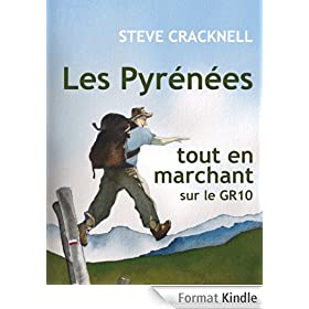 Les Pyrnes tout en marchant sur le GR10