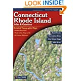 Connecticut/Rhode Island Atlas and Gazetteer (Connecticut, Rhode Island Atlas & Gazetteer)