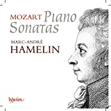 MOZART. Piano Sonatas. Hamelin (2 for 1)