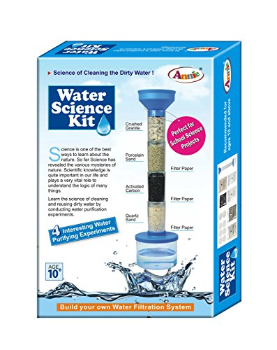 Annie Water Science Kit for Kids Game