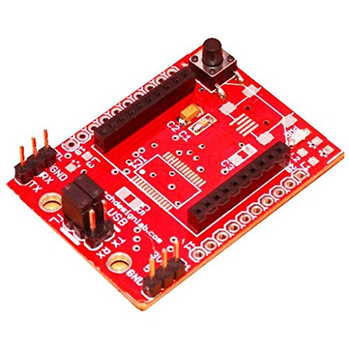 RDL Xbee Adapter Board for Atmel PIC Atmega Arduino Raspberry Pi