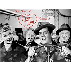 The Best of I Love Lucy Volume 1