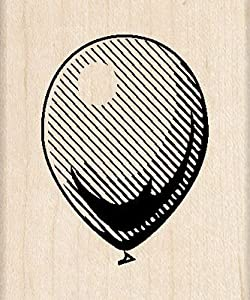 Inkadinkado Balloon Wood Stamp
