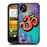 Head Case Designs Colour Washed OM Protective Snap-on Hard Back Case Cover for HTC Desire X