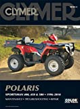 Clymer Staff Clymer Polaris 400, 450 and 500 Sportsman 1996-2010 (Clymer Motorcycle Repair)