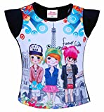 GIRLS FOREVER PRINCESS STANDING DIGITAL TOP