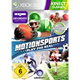 MotionSports [Kinect