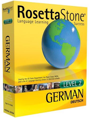 Rosetta Stone V2: German Level 2 [OLD VERSION]
