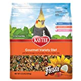 Kaytee Fiesta Max Food for Cockatiel, 4-1/2-Pound