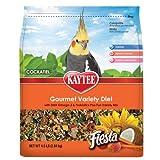 Kaytee Fiesta Max Food for Cockatiel, 4-1/2-Pound