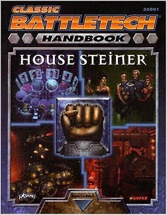 Classic Battletech Handbook: House Steiner (FPR35001)