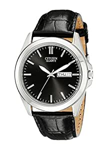 Citizen Men's BF0580-06E Analog Display Japanese Quartz Black Watch