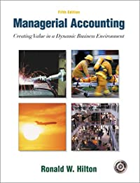 9780072394665: Managerial Accounting