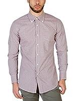 Von Furstenberg Camisa Hombre (Marrón)