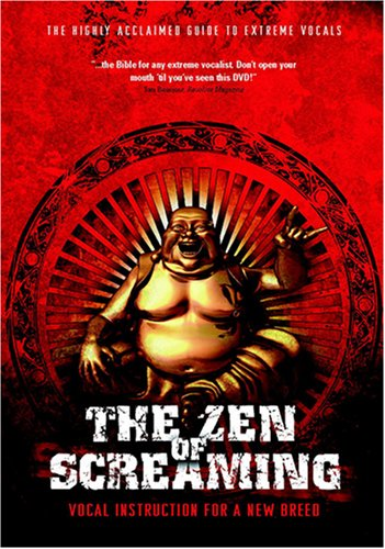 The Zen Of Screaming [DVD] [2007]