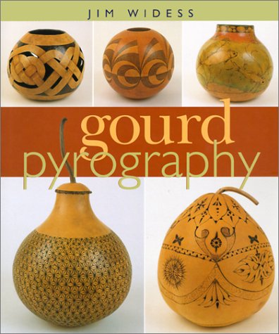 Gourd Pyrography Book
