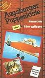 Augsburger Puppenkiste - Kommt ein Löwe geflogen 1 [VHS] -