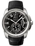 Cartier Men's W7100014 Calibre de Cartier Steel Automatic Watch